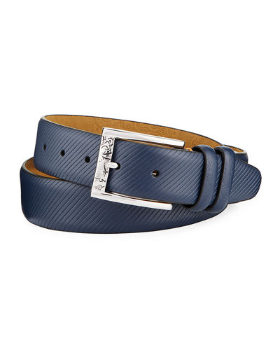 9a17a9b16e Men's Belts : Leather & Nylon Belts at Neiman Marcus Last Call