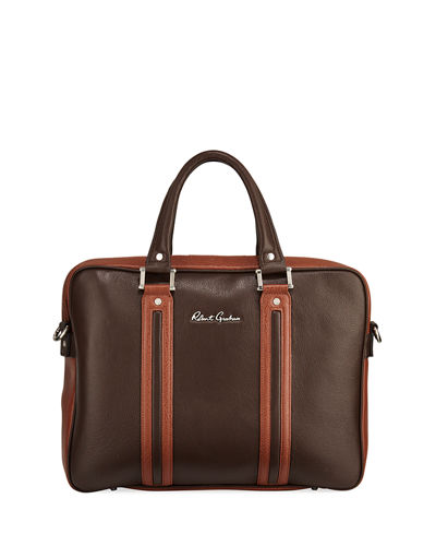 Roman Leather Briefcase