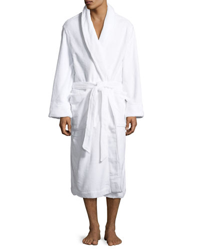 Majestic International Plush Spa Robe