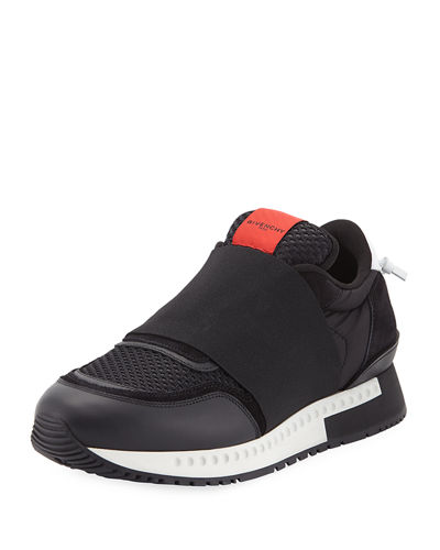 Givenchy Men's Banded Running Sneakers