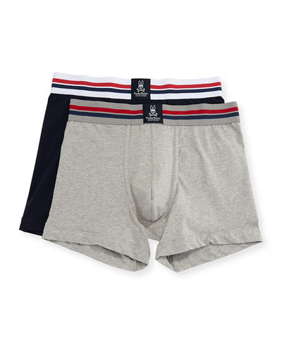 Tagless Two-Pack Cotton Trunks