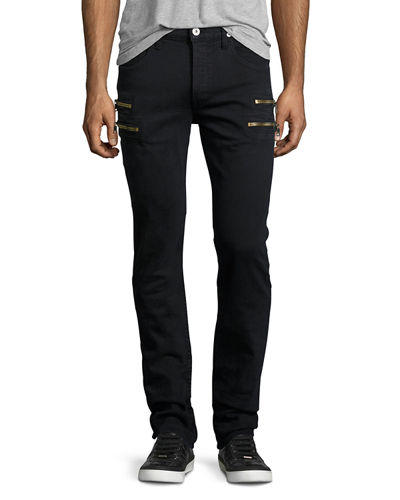 Broderick Slouchy-Skinny Jeans