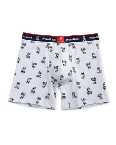 Fashion Knit Boxer Briefs