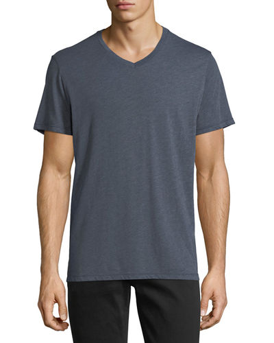 V-Neck Soft Heather T-Shirt