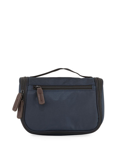 Neiman Marcus Hanging Dopp Toiletry Kit