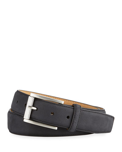 Lorne Leather Belt