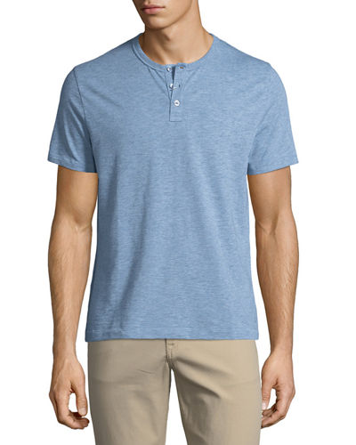 Original Penguin Half-Button Henley