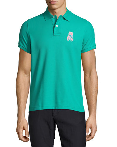 Alto Embroidered Logo Polo Shirt