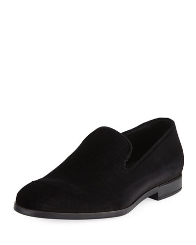Sam Slip-On Flat Loafer