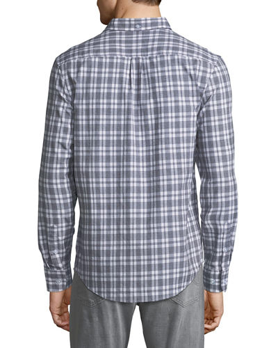 Jasper Plaid Work Shirt