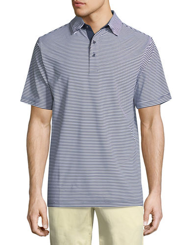 Ranger Striped Polo Shirt