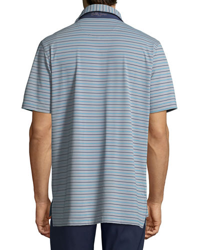 XH20 Tavern Stripe Polo Shirt