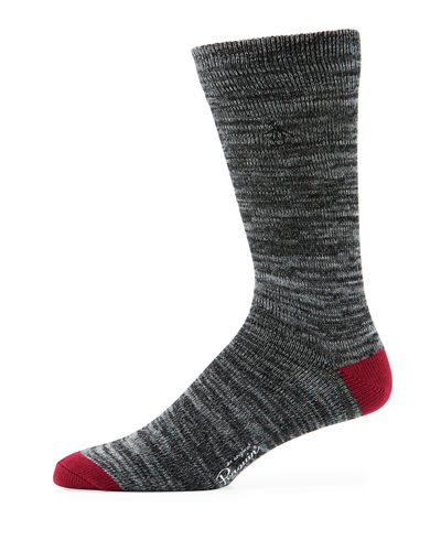 Atrium Combed Cotton Random Feed Socks