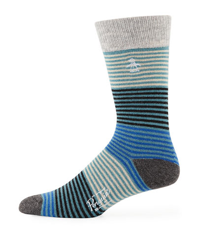 Barton Striped Socks