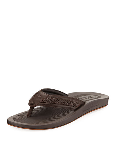 Waters Edge Leather Sandal