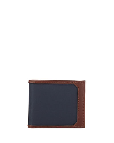 Men's Nylon Bifold Wallet