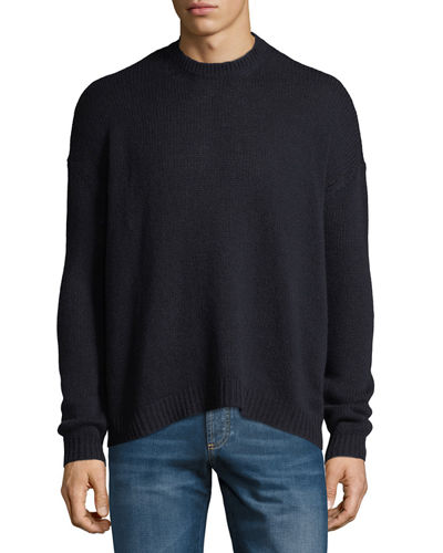 Men's Cashmere Pullover Sweater