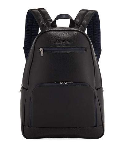 Men's Mariel Faux-Leather Backpack