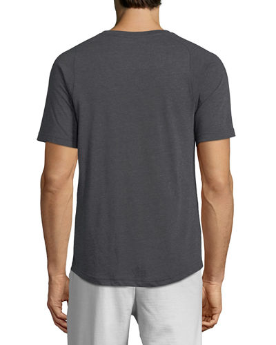 Men's Great Run Crewneck T=Shirt