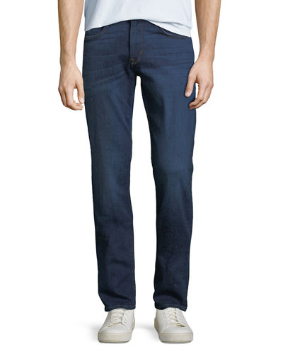 Byron 5-Pocket Straight-Leg Jeans