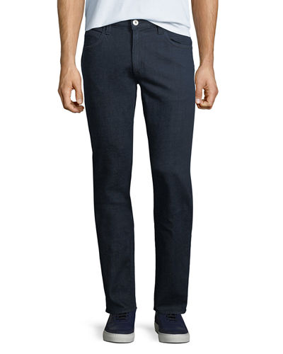 Blake Slim-Straight Denim Jeans