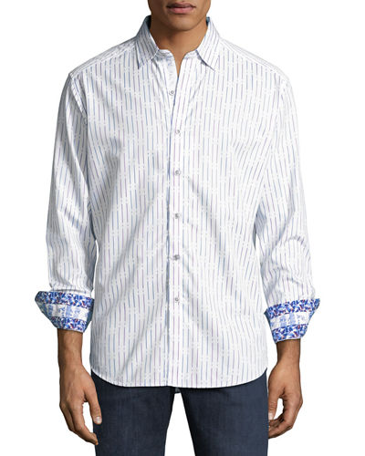 Men's Classic-Fit Bora Sport Shirt