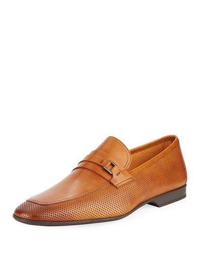 Men's Butero Perforated Slip-On