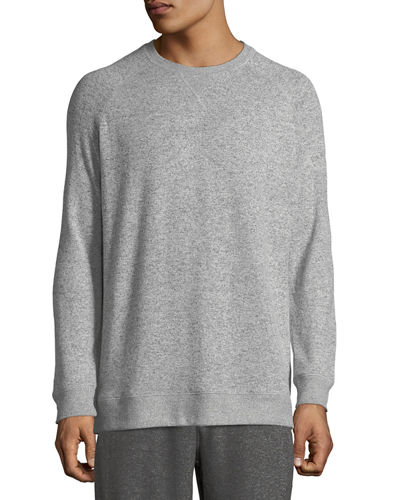 Joe's Men's Surfside Heathered Raglan-Sleeve Sweatshirt