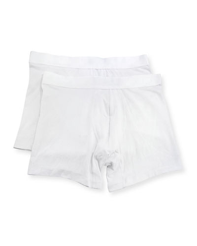 Men's 2-Pack Jersey Stretch Boxer Briefs