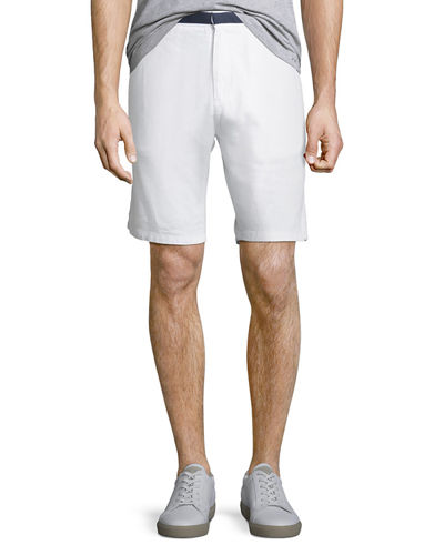 Men's Resort Guy Tailored Linen Shorts