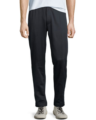 PE360 Men'S Activewear Knit Joggers in Black