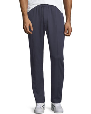 PE360 Men'S Activewear Knit Joggers in Indigo