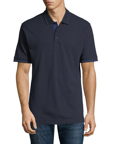 Men's Clock Tower Polo Shirt