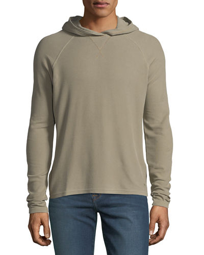 ATM Anthony Thomas Melillo Men's Lightweight Pullover Hoodie
