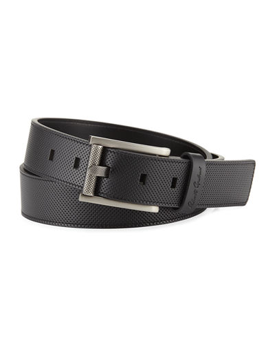 Men's Cafacito Leather Belt