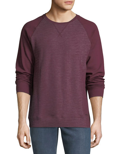 Men's Long-Sleeve Baseball T-Shirt