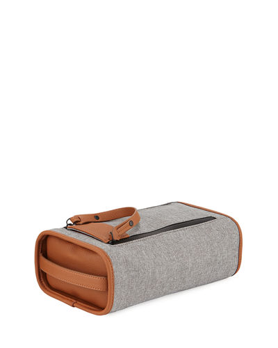 Men's Travel-Kit Toiletry Bag