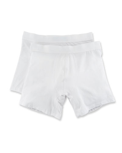 Men's Cotton-Modal Boxer-Briefs  2-Pack
