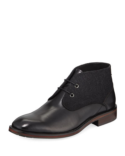 Men's Nebot Leather Boots