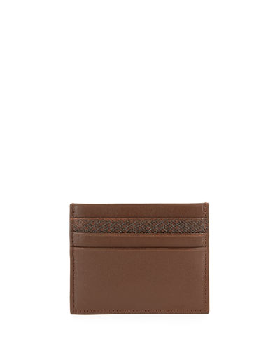 Men's Leather Card Case