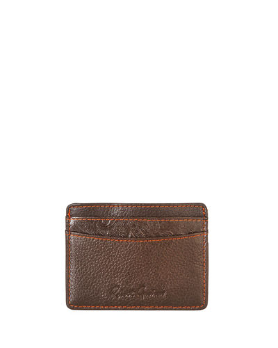Men's Marlon Leather Card Case