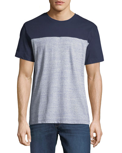 Men's Static Knit Cotton Tee