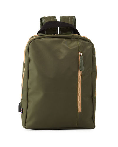 Men's Water-Resistant Backpack