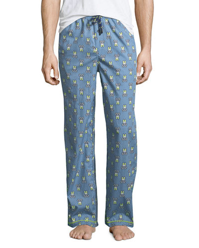 Men's Woven Lounge Pants