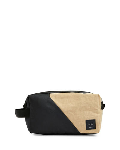 Onia Men's Colorblock Dopp Kit
