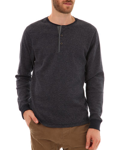 Men's Kingsley Thermal Henley