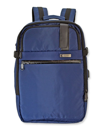Men's Getaway Expandable Carry-On Backpack Suitcase