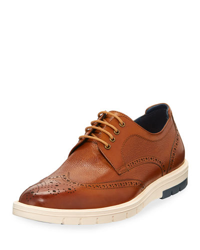 Sam Wingtip Oxfords