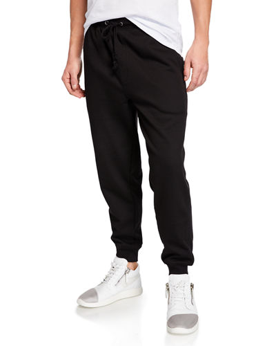 Joe's Men's Marled Knit Jogger Pants