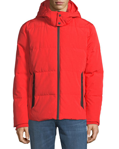 Men's Down Puffer Jacket